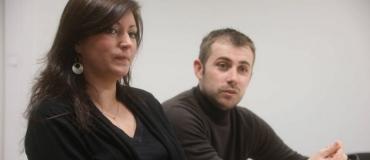 Floriane et Fabien, gérants de Kel Resto